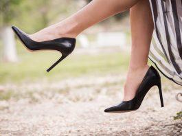 нови стилни обувки