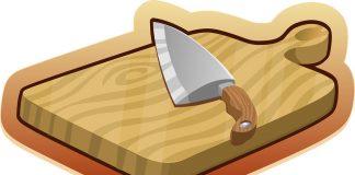 кухненска дъска за рязане