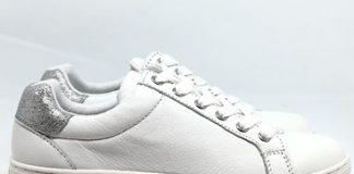 Дамски outlet обувки в класическа цветова комбинация