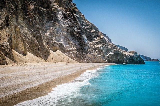гръцки плажове