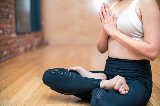 Йога упражнения