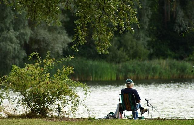 стол за риболов