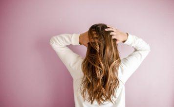 красива коса поддръжка с маски