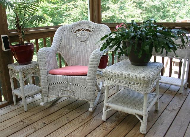 мебели за тераса