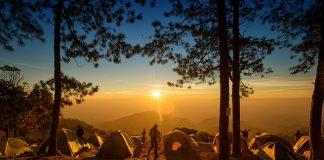 палатки за къмпинг